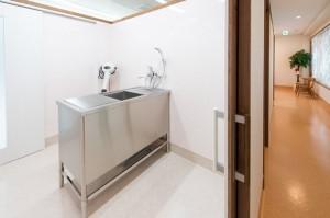マコモ薬浴室
