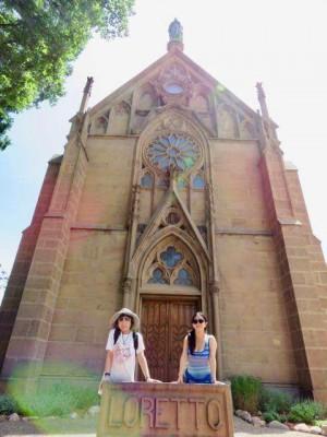 ロレットの教会