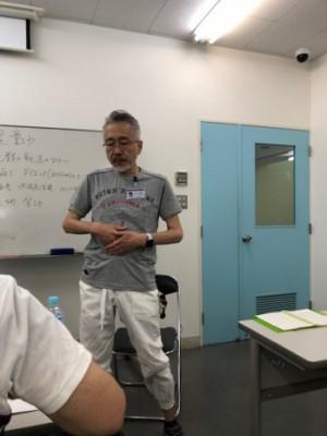 日本獣医中医薬学院の山内校長