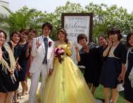 スタッフの結婚式
